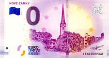 SLOVAQUIE Nové Zámky, 2018, Billet 0 € Souvenir