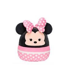 "Squishmallow Kellytoy Disney 12"" Minnie Mouse Super Soft Stuffed Plush Toy"