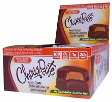 ChocoRite - Peanut Butter Cup Patties Low Calorie, 16ct
