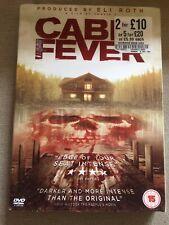 Cabin Fever DVD (2016)