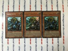 3x Andro Sphinx Unlimited YuGiOh Ultra Rare Holo EP1-EN002 New MINT