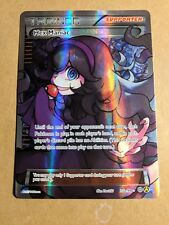 Hex Maniac 75a/98 Full Art Premium Trainer's Collection - Near Mint Pokemon