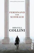 Der Fall Collini: Roman von Schirach, Ferdinand von | Buch | Zustand sehr gut