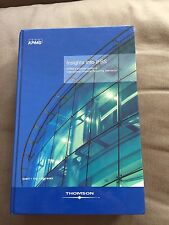 """""""INSIGHTS INTO INTERNATIONAL FINANCIAL REPORTING STANDARDS"""" THICK HARDBACK BOOK"""