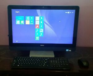 """DELL Inspiron One 2330 - 23"""" Touchscreen + Mouse + wireless keyboard D7NSTX1"""