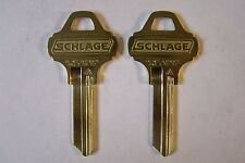 Schlage Everest Key Blanks (2) C123 - 6 Pin