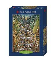 Protest Degano HY29820 Heye Puzzles - 2000 piece Jigsaw protest! degano