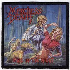 MERCILESS DEATH PATCH / SPEED-THRASH-BLACK-DEATH METAL