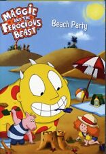 Maggie and the Ferocious Beast: Beach Party [New DVD] Full Frame