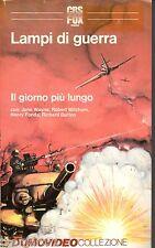 Lampi di Guerra   Il Giorno più Lungo (1962)   VHS DomoVideo Rod Steiger