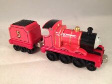 JAMES ENGINE & TENDER Thomas And Friends n 'Play Take Take Along treni