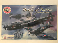 Airfix 1:72 Scale Battle Of Britain Memorial Flight - 3 Aircrafts In Box - 10997