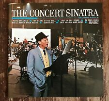 Frank Sinatra The Concert Sinatra Nelson Riddle/Richard Rodgers - Carousel CD