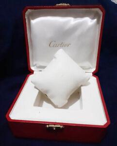 Original Cartier Watch Box Case COWA0043 Presentation Box