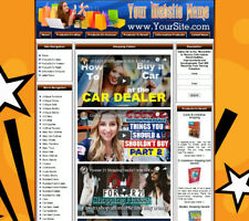 Amazon Store Complete Ready Made Affiliate Website Google Adsense Earnings