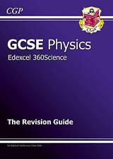 GCSE Physics Edexcel Revision Guide by CGP Books (Paperback, 2006)