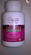 Anti Aging Skin rejuvenation. Zuhre Beauty timeless Phytoceramides.