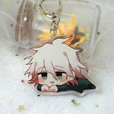 Danganronpa 3 Dangan Ronpa Komaeda Nagito Hinata Hajime Acrylic Keychain Charm N