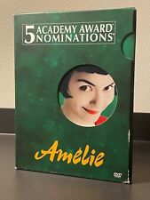 Amelie (Dvd, 2002, 2-Disc Set, Special Edition)- 5 Academy Award Nominations
