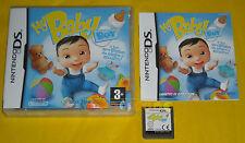 MY BABY BOY Nintendo Ds Versione Ufficiale Italiana »»»»» COMPLETO