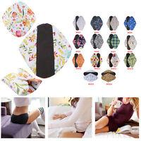 S/M/L/XL 56Styles Bamboo Cloth Washable Menstrual Pad Mama Sanitary Pad Liner eb