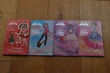 The Tiara Club, Vivian French, 4 paperback titles, nice condition