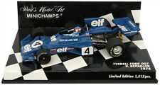 Minichamps Tyrrell Ford 007 1974 - Patrick Depailler 1/43 Scale