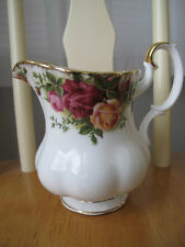 Royal Albert *Old Country Roses* Cream Pitcher - Minty