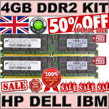 4GB PC2-3200R ECC (2x 2GB) Dell Poweredge 1800 1850 1855 2800 2850 6800 £79.95