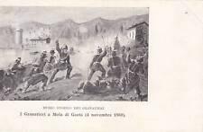 6946) RISORGIMENTO, I GRANATIERI A MOLA DI GAETA IL 4 NOVEMBRE 1860.