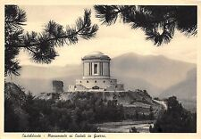 625) WW1 CASTEL DANTE (TRENTO) MONUMENTO AI CADUTI IN GUERRA.