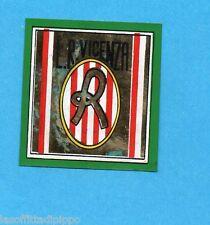 PANINI CALCIATORI 1969/70-Figurina-L.R.VICENZA - SCUDETTO -Recuperato