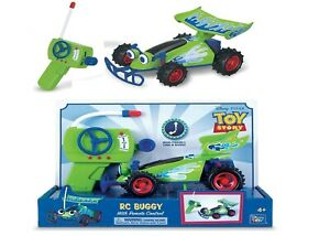 """Toy Story 4 RC Buggy 6"""" Remote Control Car 4+ Toy Woody RC Race Buzz Lightyear"""