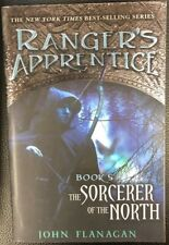 RANGER'S APPRENTICE #5: Sorcerer of the North by John Flanagan (2008) Puffin SC