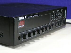 Inter M PA-2000 Public Address Amplifier (AEI Rediffusion Proamp 60)