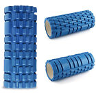 YOGA PILATES AND SPORTS EXERCISE HOLLOW FOAM ROLLER TEXTURED GRID HIGH DENSITY