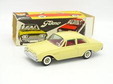 Tekno 1/43 - Ford Taunus 17M Jaune Clair 826