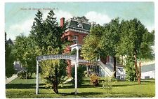Walden NY - HOTEL ST GEORGE - Postcard Orange County