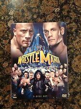 WWE WWF ECW: WRESTLEMANIA 29 [DVD 2013 3-Disc)BRAND NEW SEALED-Authentic US