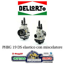 Carburatore Dell'Orto PHBG 19 DS Miscelatore Scooter Scarabeo 50 2T