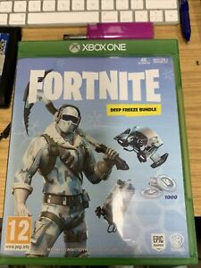 Microsoft XBOX ONE Game - Fortnite - No DLC