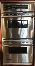 viking double oven- Dual Self Clean Thermal Convection