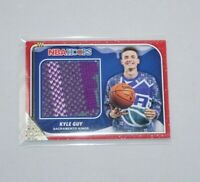 2019 Panini Kyle Guy Rookie Patch NBA Hoops Holiday Basketball