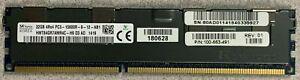 "Apple Mac Pro 2013 128GB 4x32GB 1866MHz DDR3 Memory ""Trashcan"" MAXED OUT $319"