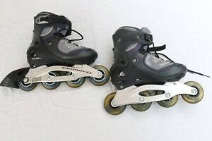 Salomon PowerArch DR85 Rollerblades 23.5 cm Womens Size 6 Inline Skates