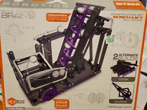 Vex robotics Custom Combo, SwitchGrip Ball Shooter and Screwlift Ball Machine