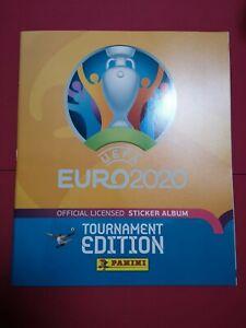 Panini euro em 2020 Tournament Edition Portugal empty album FREE VERSION