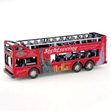 Fascinations Metal Earth 3D Laser Cut New York Big Apple City Tour Bus Model Kit