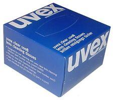 Uvex 9991-000 Lens occhiali pulizia tessuti per la pulizia Stazione Pacco di 450