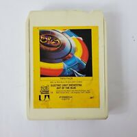 """""""Electric Light Orchestra Out Of The Blue"""" 8 - Track Stereo Tape Cartridge Jet"""